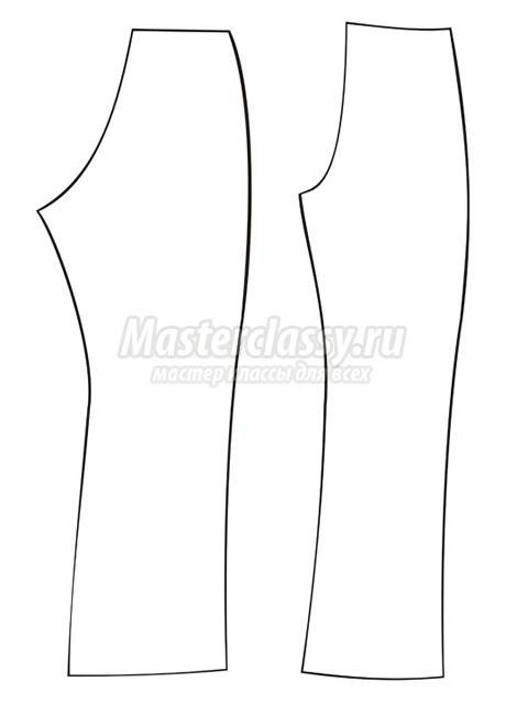 Svetik-rr Выкройка джинс fashion royalty homme выкройка джинсы мукла